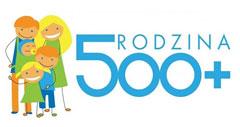 Rodzina 500 logo
